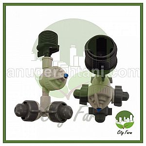 FOUR HEAD FOGGER ANTI DRIN DEVICE